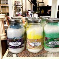 Salt and Sugar Scrubs -Click to Shop