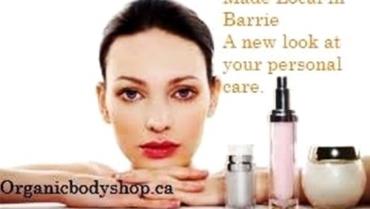 Free skincare consultations.