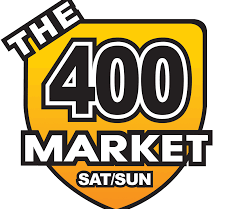 Organic skincare at 400 market October-November 2019