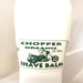 Organic Chopper Shave Balm-with essential oils -natural oils-32oz